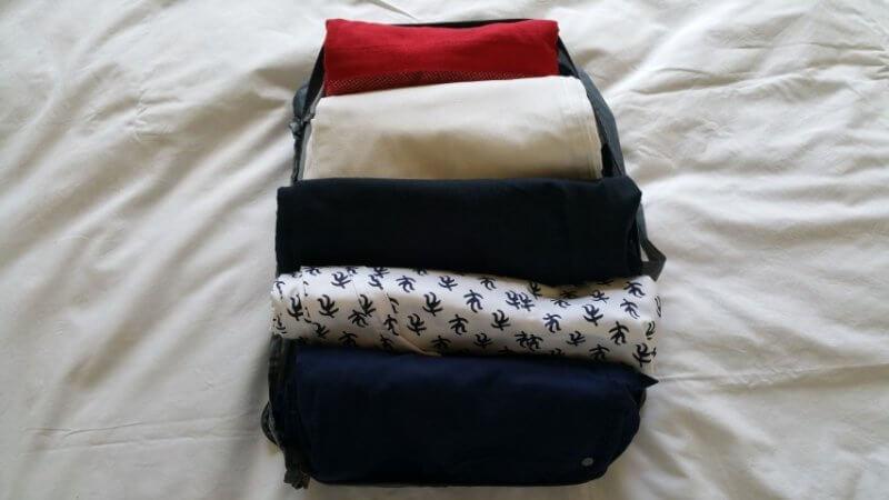 Travel Capsule Wardrobe Bottoms