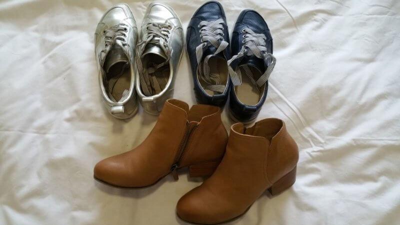 FRANKiE4 Footwear Travels