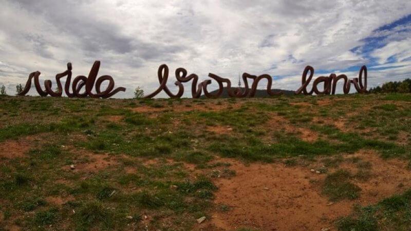 Art National Arboretum Canberra
