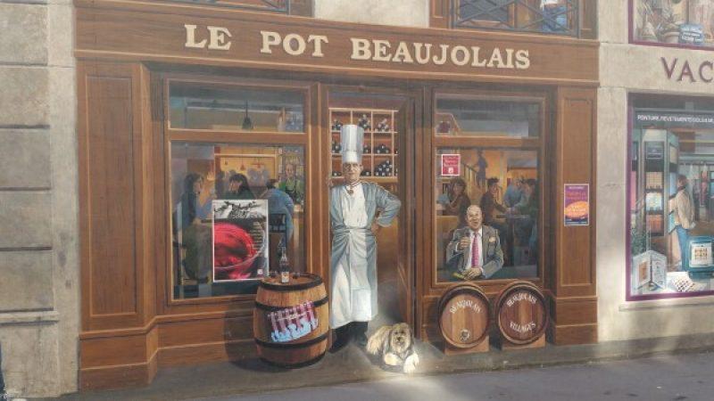 La Fresque des Lyonnaise