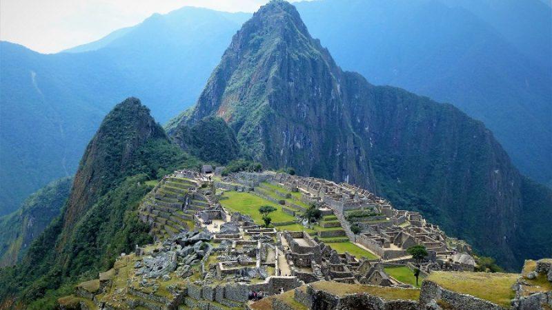 Machy Picchu Peru